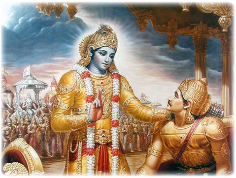How to be Happy and Calm even in case of Panic and Chaos!! - Quotes from Bhagvad Gita Chapter 2 Verse 64