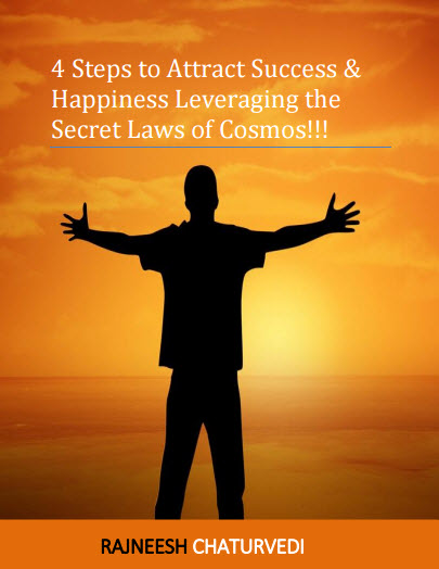 Law of  Attraction Indian Laws of  Cosmos